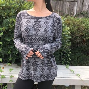 Forever21 gray sweater